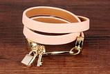 Женский кожаный браслет DeParis KEY & LOCK, фото 6