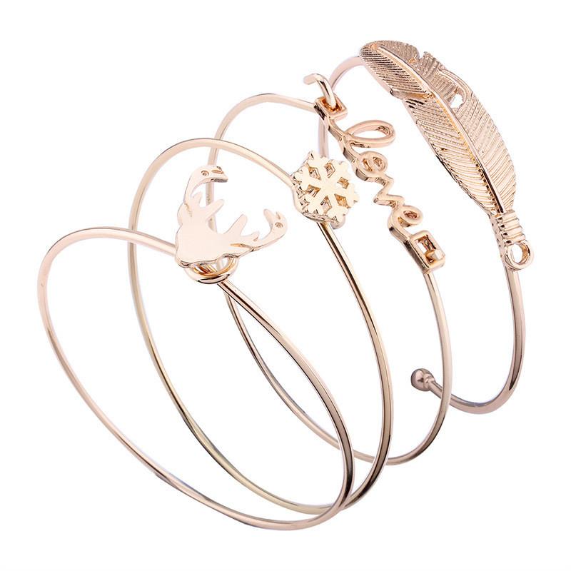 Многослойная браслет Vonnor Jewelry