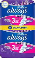 Гигиенические прокладки Always Ultra Platinum Collection Super Plus 14 шт.