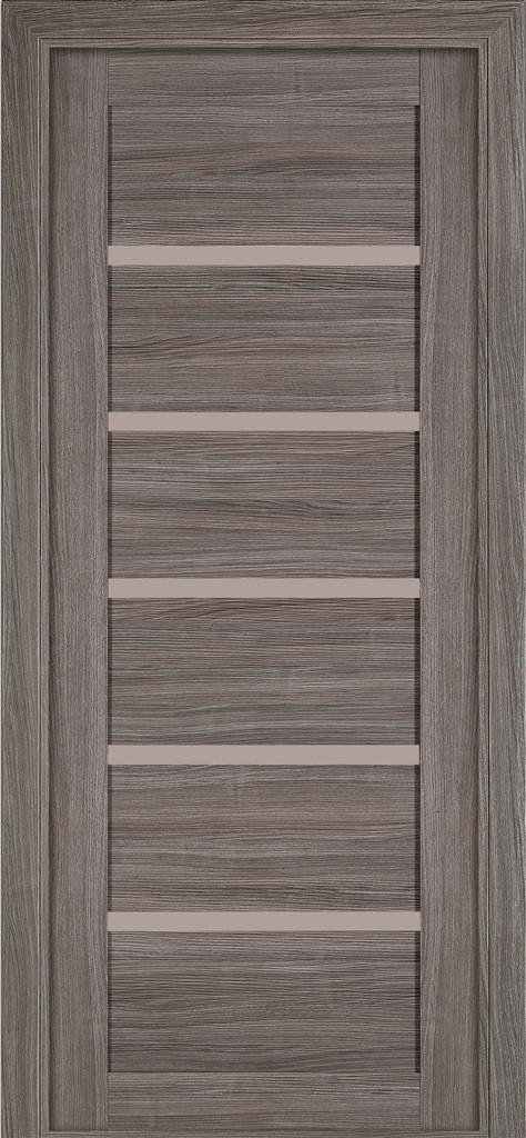Дверь межкомнатная Terminus Модель 307 цвет Грей (глухая)