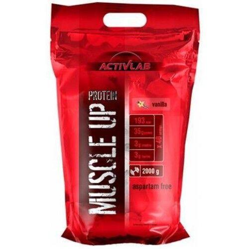 Протеин, Muscle Up Protein 2000 грамм, Шоколад