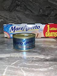 Тунец Mare Aperto в собственном соку 80 грм