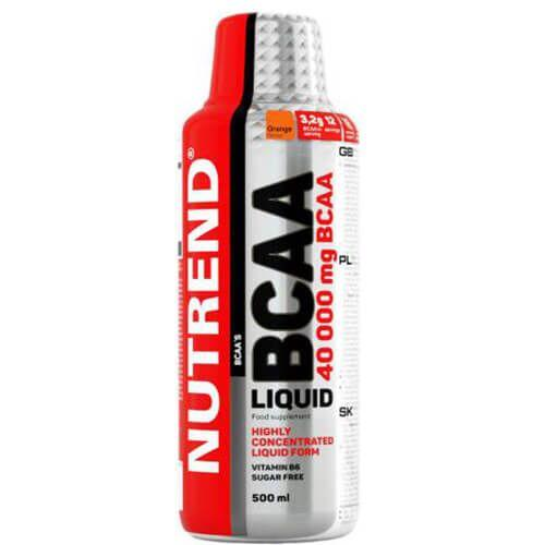 NUTREND BCAA Liquid 500 мл, Апельсин