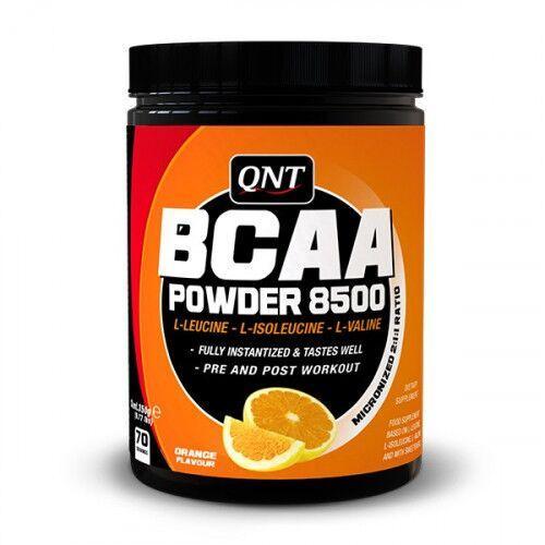 QNT BCAA Powder 8500 350 грамм, Апельсин
