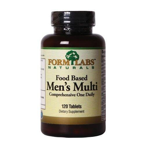 Food Based Men's Multi 120 таб