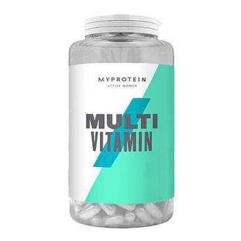 Витаминно-минеральный комплекс, Myprotein Active Woman 120 таб