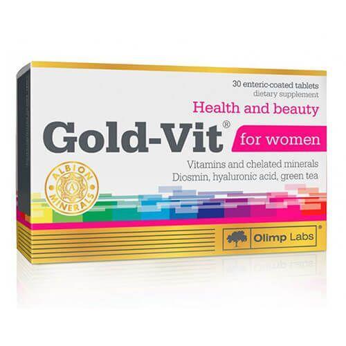 Olimp Gold-Vit For Women 30 капсул