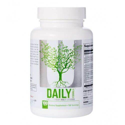 Мультивитамины, Universal Daily Formula 100 таб