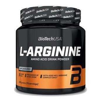 Аргинин Биотеч, Biotech USA L-Arginine 300 грамм