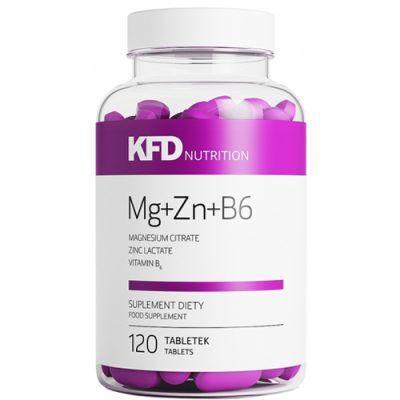 KFD Mg+Zn+B6 120 таб