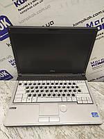 Ноутбук, notebook, Fujitsu S761, Core I5 2520m, 4 ядра по 3,2 ГГц, 2 Гб ОЗУ, HD 120 Гб, БЕЗ АКБ, КРЫШКИ ОЗУ, фото 1