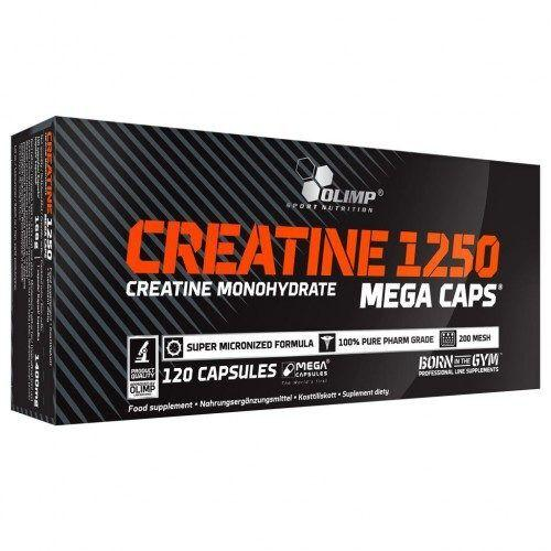 Креатин, Creatine Mega Caps 1250 120 капсул
