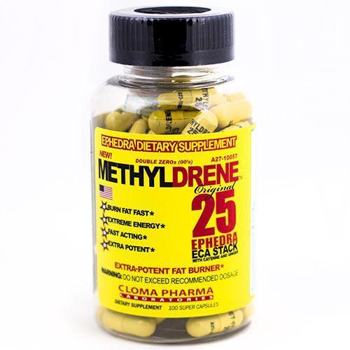 Жиросжигатель, Methyldrene 25 100 капсул