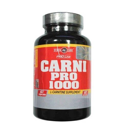 Жиросжигатель, CarniPro 1000 Mg 60 капсул, 60 таб