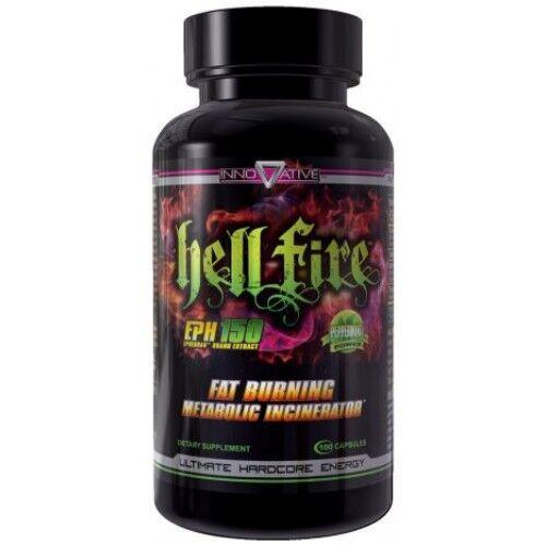Жиросжигатель, Innovative HellFire 90 капсул