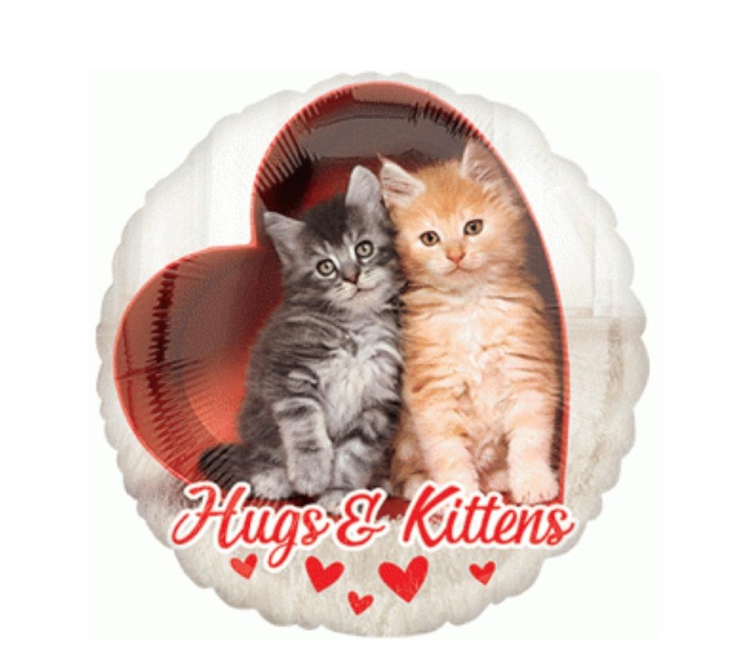 """A 18"""" Avanti Pugs & Kittens (Обнимашки и Котики). В УП"""