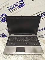 Ноутбук, notebook, HP 6450b, 2 ядра по 2,0 ГГц, 4 Гб ОЗУ, HDD 320 Гб, НЕТ КРЫШКИ wi-fi, фото 1