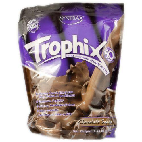 Syntrax Trophix 2270 грамм, Клубника