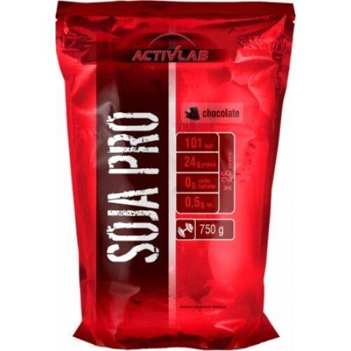 Протеин, Activlab Soya Pro 750 грамм, Шоколад