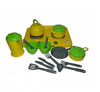 Набор детской посуды Orion Плита (355 в.2)
