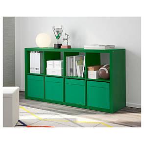 ДРЁНА Коробка, зеленый, 00323972, IKEA, ИКЕА, DRONA, фото 2