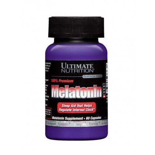 Ultimate Melatonin 3 мг 60 капсул
