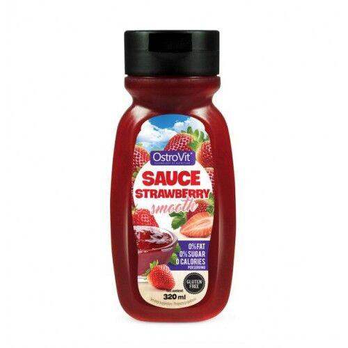 OstroVit Sauce Strawberry Smooth – 320 Мл