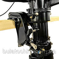 Лодочный мотор  GRÜNWELT GW-200FCR, 7,0л.с., 4тактный, REVERSE, фото 7