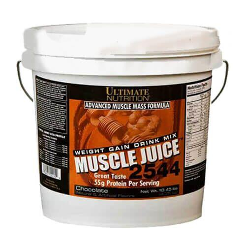 Гейнер, Ultimate Muscle Juice 2544 6000 грамм, Банан