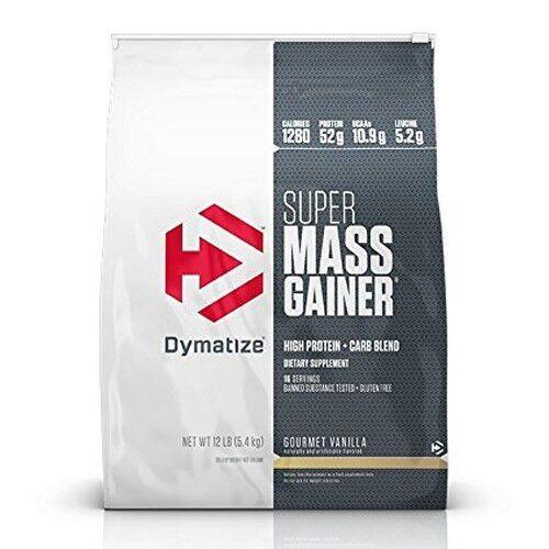 Гейнер, Super Mass Gainer 5400 грамм, Шоколад