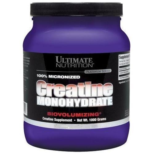 Креатин моногидрат, Ultimate Creatine Monohydrate 1000 грамм