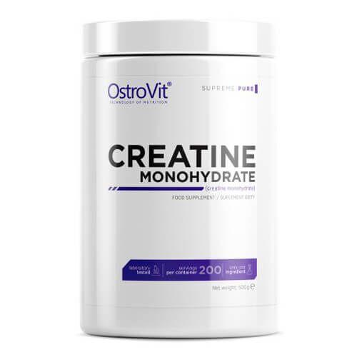 Креатин, Ostrovit Creatine 500 грамм, Без вкуса