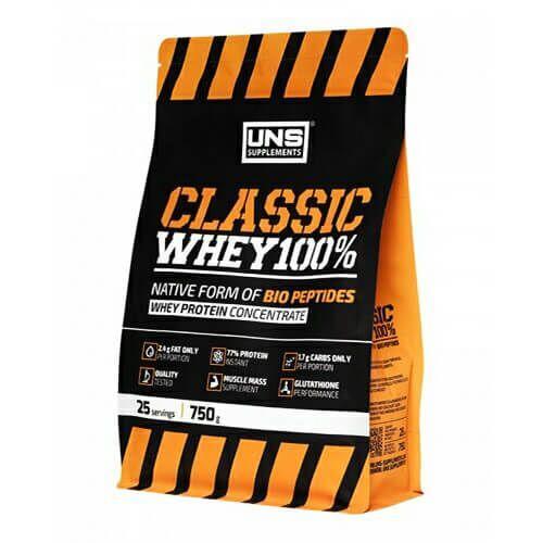 Протеин, UNS Classic 100% Whey 750 грамм, Маракуя