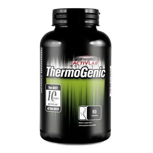 Жиросжигатель, Activlab ThermoGenic 60 капсул
