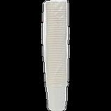 Одноразовый стакан бумажный 185 мл (50шт/уп), фото 2