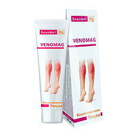 Бишофит Mg++ Venomag гель при варикозном расширении вен на ногах 100 мл.