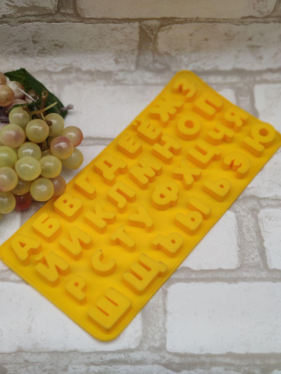 Силиконовая форма для кубиков льда или конфет  24*12*1 см.,80/65 (розничная цена за 1 шт.+15 гр.)