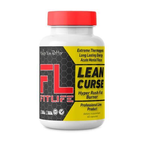Жиросжигатель, FitLife Lean Curse 60 капсул