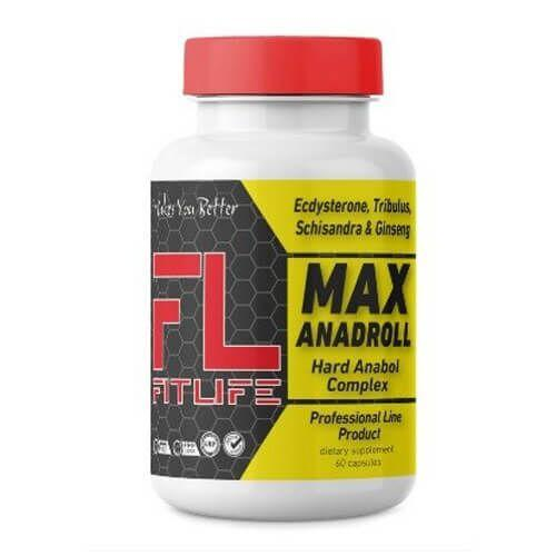 FitLife Max Anadroll 60 капсул