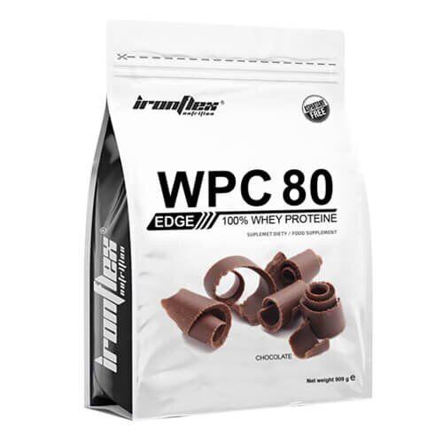 IronFlex WPC 80 EU EDGE 900 грамм, Банан