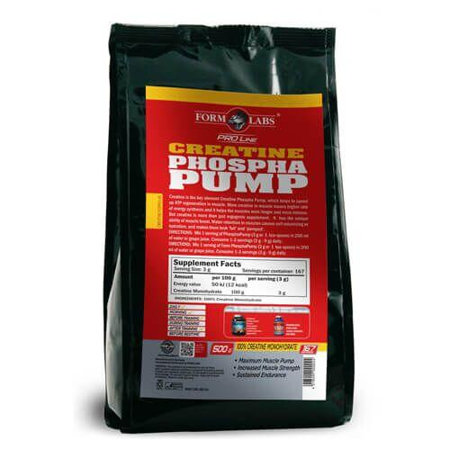 Creatine Phospha Pump 500 грамм bag