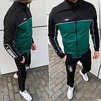 Спортивный мужской костюм 60376