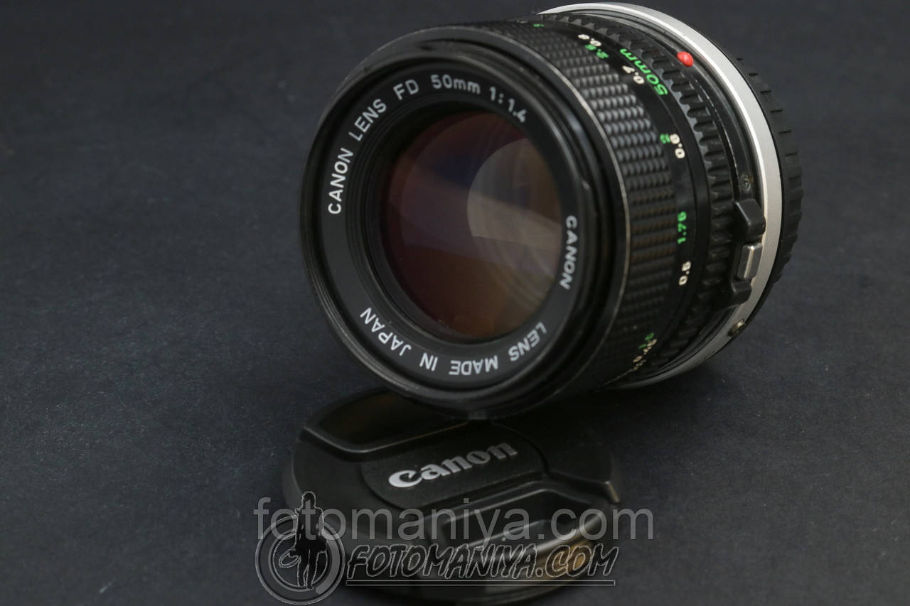 Canon nFD 50mm f1.4 для Canon EOS
