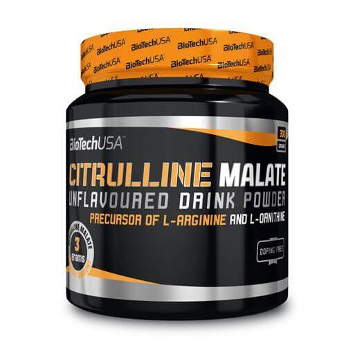 Цитрулин, BioTech USA Citrulline Malate 300 грамм