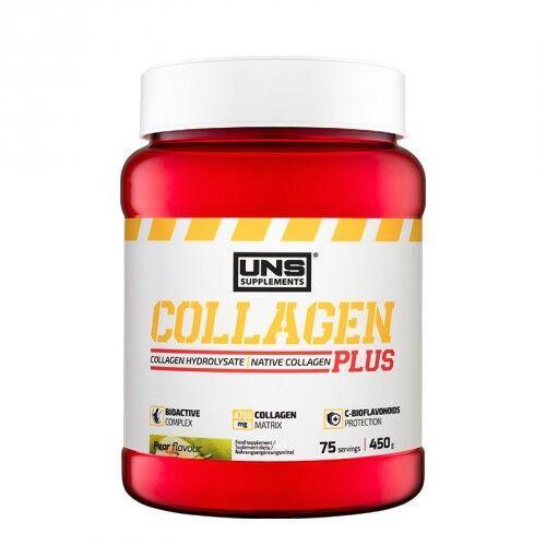 UNS Collagen Plus 450 грамм, Лимон