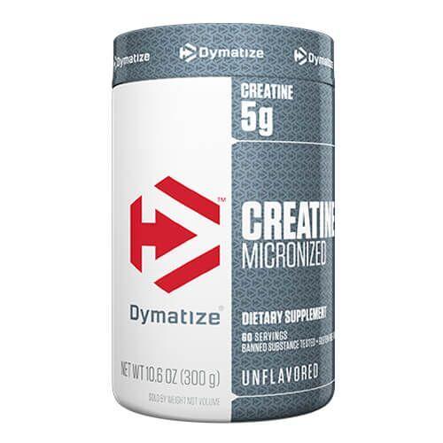 Креатин моногидрат, Dymatize Creatine Monohydrate 300 грамм