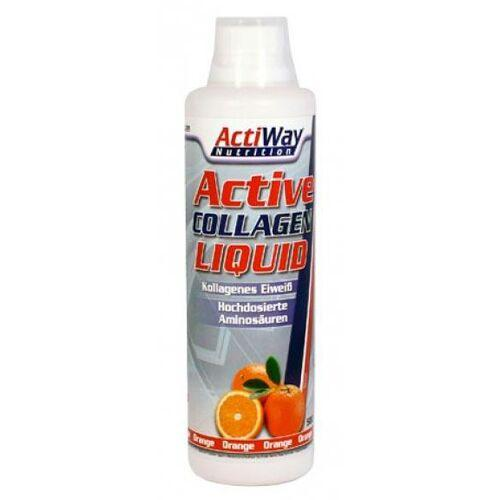 ActiWay Collagen Liquid 500 мл, Апельсин