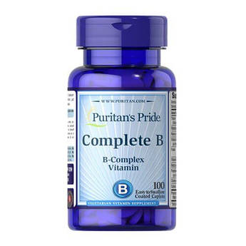 Puritan's Pride Complete B 100 таб