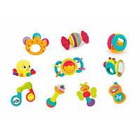 Набор погремушек Hola Toys, 10 шт. (939)