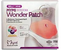 Пластырь для похудения Mymi Wonder Patch 5 штук упаковка № G09-71 (200шт/ящ)
